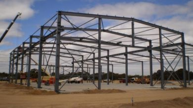 Photo of Top 5 Reasons Of Why You Must Opt For Structural Steel Industrial Shed And Buildings?